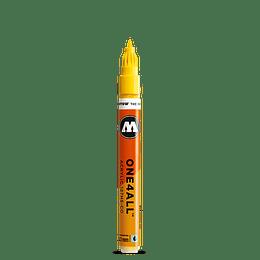 #218 neon orange fluorescent  <br> 127 HS - CO