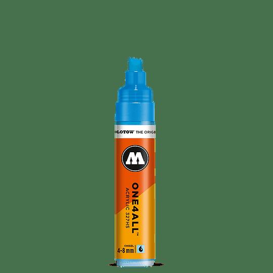 #085 DARE orange  <br> 327 HS