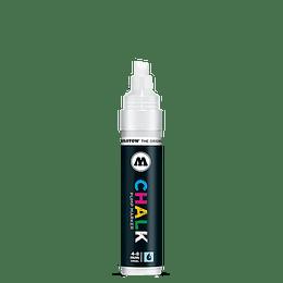 #009 neon blue  4-8 mm - Chalk marker