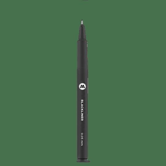 Blackliner - Punta 0.1 mm