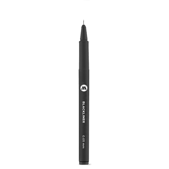 Blackliner - Punta 0.5 mm