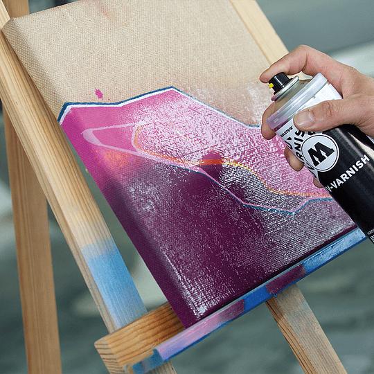 Spray UFA 400ml #421<br>UV-varnish gloss