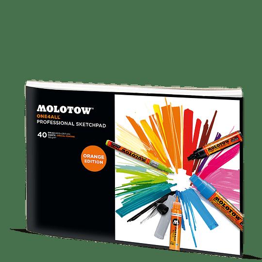 A3 - Professional Artpad One4All (42 x 29,7 cm)