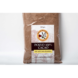 Polvo 100% Cacao