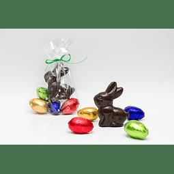 Bolsa conejo 35 grs + 4 huevos