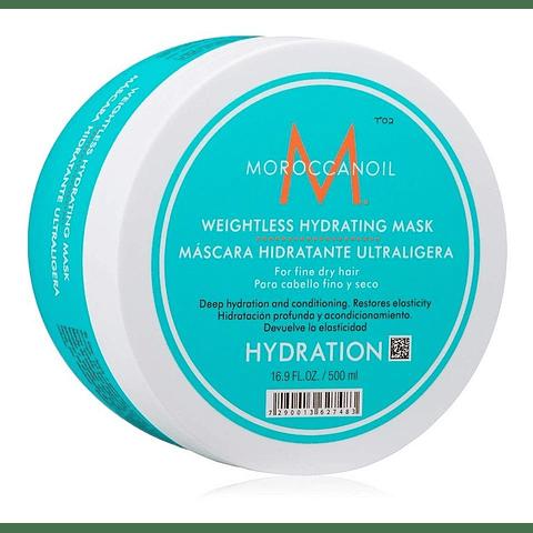 Mascarilla Hidratante Ultraligera 250Ml Moroccanoil