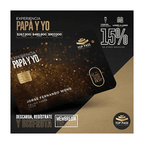 EXPERIENCIA PAPA Y YO - 3 MESES