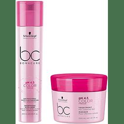 Duo Pack Bonacure Cuidado Del Color + Bolsa Regalo