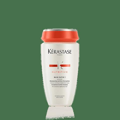 Shampoo Profesional Nutritive Bain Satin1 250 ml