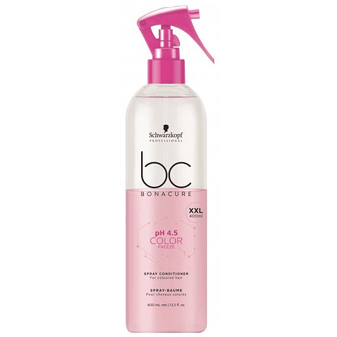 BC pH 4.5 Color Freeze Spray Acondicionador 400 ml