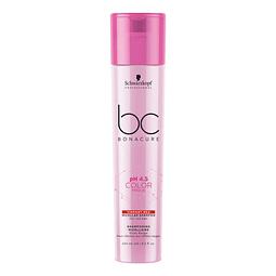 BC pH 4.5 Color Freeze Shampoo Micelar Rojo Intenso