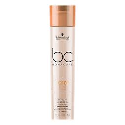 BC Q10 + Time Restore Shampoo Micelar