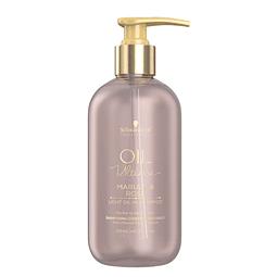 Oil Ultime Champú Marula y Rosa para cabellos finos