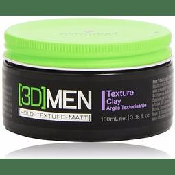 [3D]MEN Arcilla Texturizante 100ml