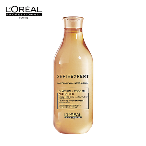 Shampoo Nutricion Nutrifier 300 ML