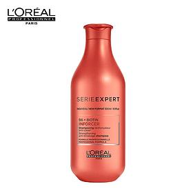 Shampoo Fuerza Inforcer 300 ML