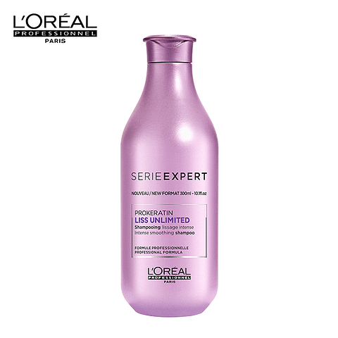 Shampoo Liss Unlimited 300 ML