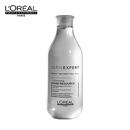 Shampoo Cuero Cabelludo Graso Pure Resource 300 ML