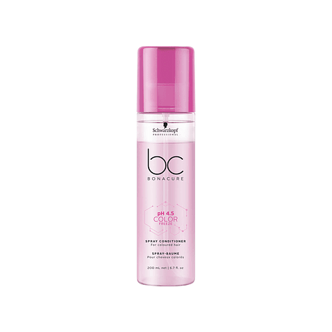 BC pH 4.5 Color Freeze Spray Acondicionador 200 ml