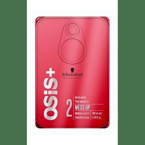 OSIS+ Mess Up