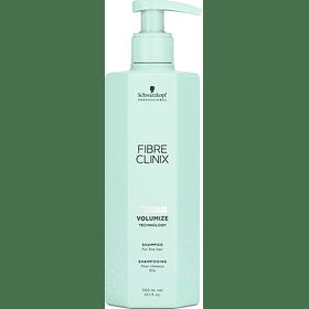 Volumize Fibre Clinix Shampoo