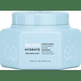 Hydrate Fibre Clinix Mascarilla