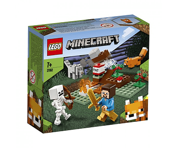 LEGO THE TAIGA ADVENTURE MINECRAFT