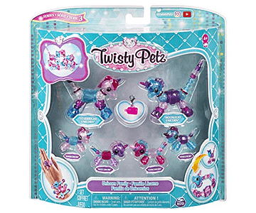 Twistypetz pack familia