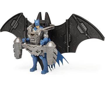 BATMAN FIGURA SE TRANSFORMA