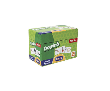 DOMINO INSTRUMENTO MUSICAL CARTON