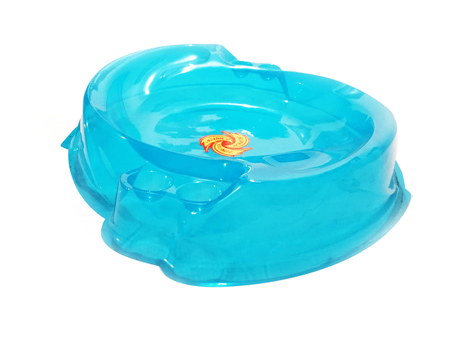 PISTA TIPO BEYBLADE