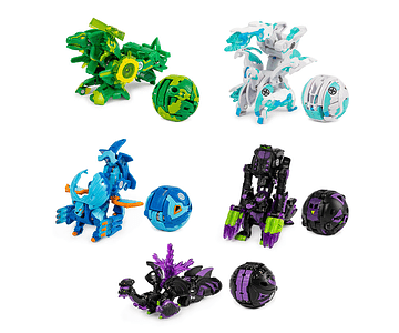 BAKUGAN ULTRA BATTLE GEAR