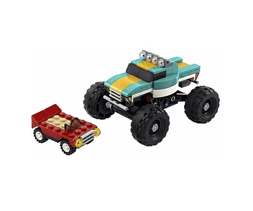 LEGO MONSTER TRUCK 3X1