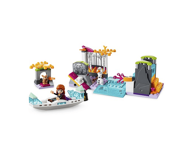 LEGO ANNA CANOE EXPEDITION