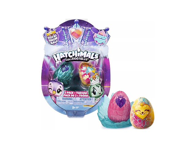 HATCHIMALS S6 PACK 2
