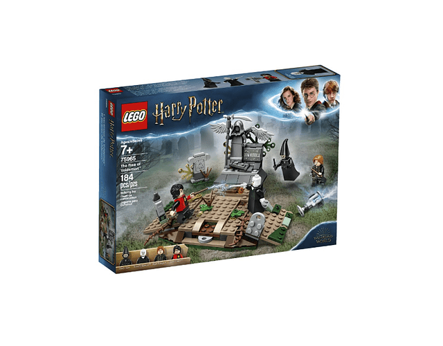 LEGO THE RISE OF VOLDEMORT