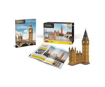 3D NAT MC BIG BEN