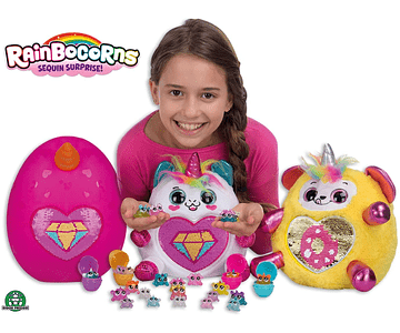 PELUCHE RAINBOCORNS ASSORTMENT COLORS