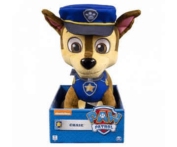 PAW PATROL PELUCHE CHASE