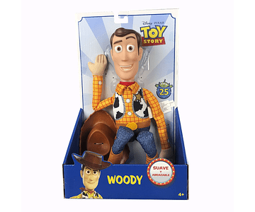 TOY STORY FIGURA SHERIFF WOODY