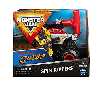 MONSTER JAM VEHICULOS 1:43
