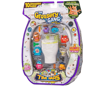 THE GROSSERY GANG S5 PACK 12
