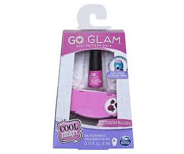 GO GLAM NAIL MINI DUCK SET DE UÑAS