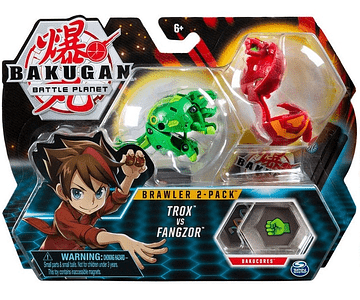 BAKUGAN VS VILLANO SURTIDO 2