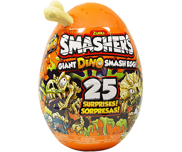 SMASHERS COLECCIONABLES SERIE 3 GIANT SMAS