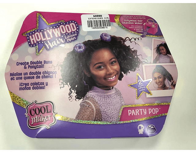HOLLYWOOD PACK DE EXTENSIONES