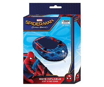 bote inflable spiderman marvel 445283