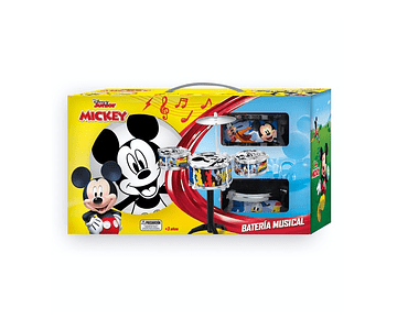 BATERIA MICKEY DISNEY