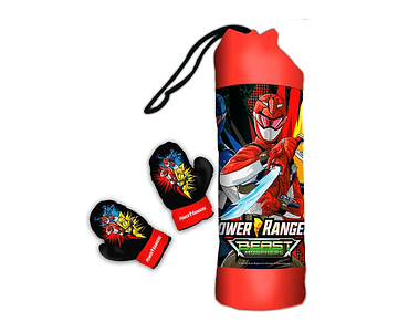 SET BOXING POWER RANGER