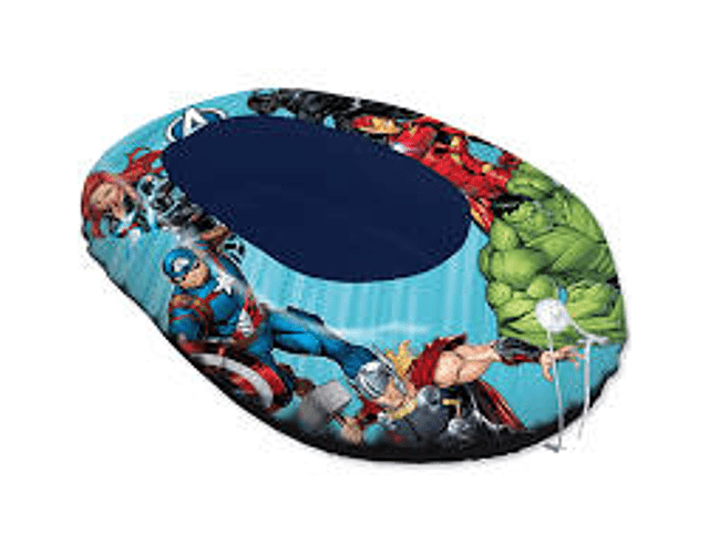 BOTE INFLABLE SPIDERMAN MARVEL